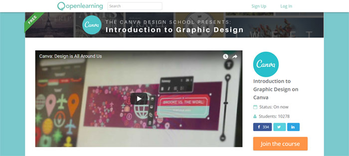 Canva-Design-School Graphic Design Courses: Learn Graphic Design Online