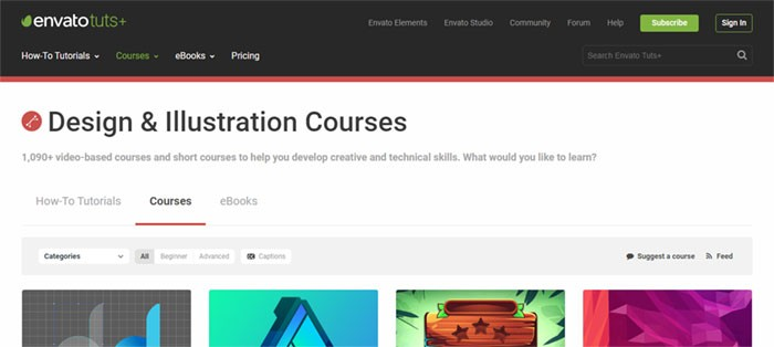 Envato-Tuts-illustration-a Graphic Design Courses: Learn Graphic Design Online