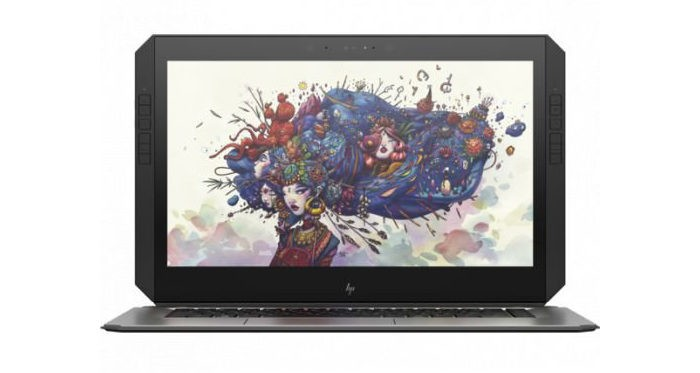 HP-ZBook-Studio-G4-DreamColors mejor ordenador portátil para diseño gráfico