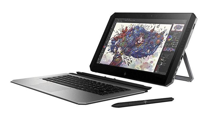 HP-ZBook-X2s mejor ordenador portátil para diseño gráfico