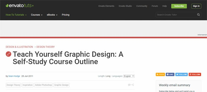Teach-yourself-graphic-desi Graphic Design Courses: Learn Graphic Design Online