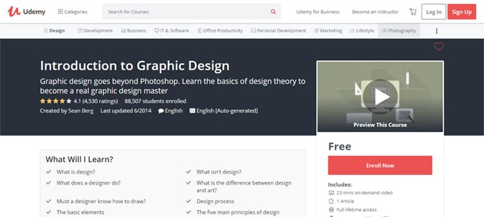 Udemy Graphic Design Courses: Learn Graphic Design Online