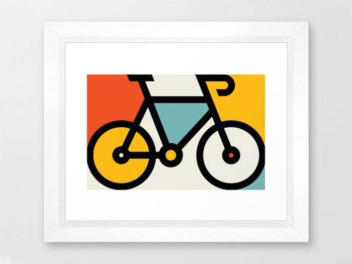 allanpeters_bikeart_dribbbl Graphic Design Definition: What It Is And What Does A Graphic Designer Do