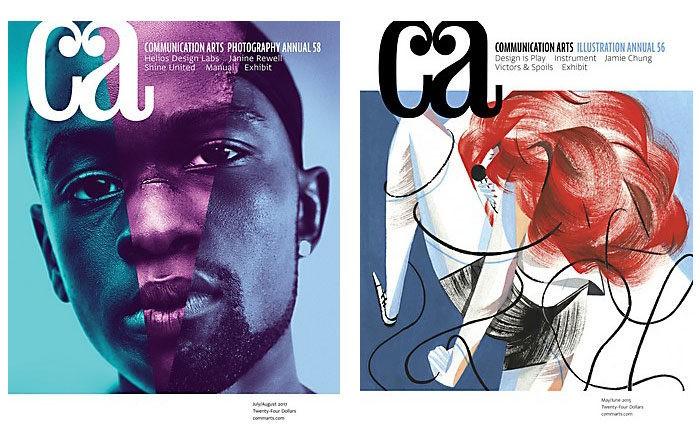 comunicationart-700x437 Top graphic design magazines you should read