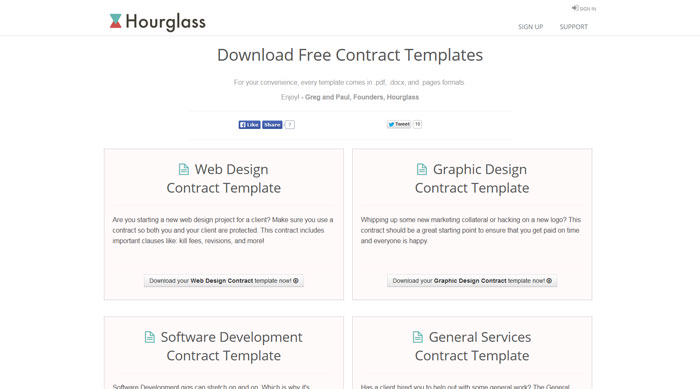 gethourglass_com_contract-templates_html How To Have A Good Design Contract With Your Clients