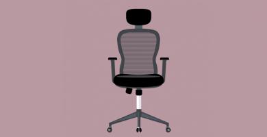 mejores sillas ergonómicas para diseño gráfico
