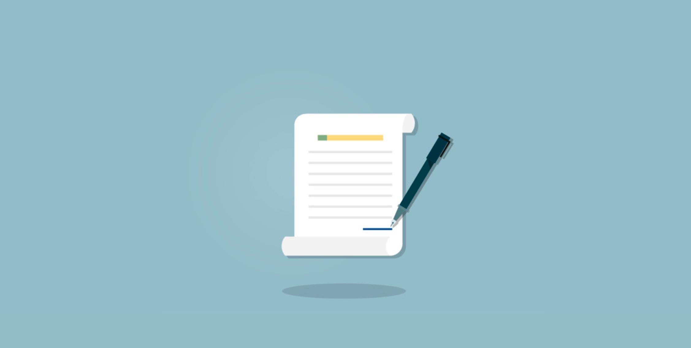 plantillas modelo de contrato para diseño gráfico
