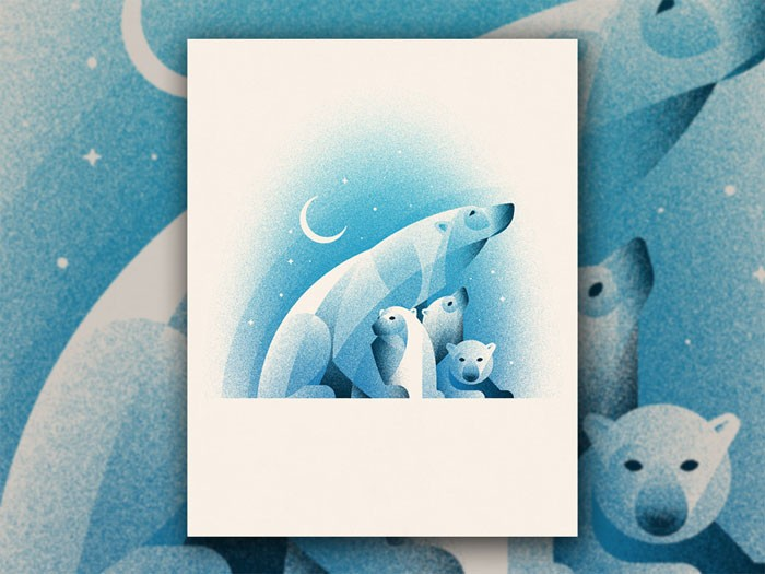 polar_bear_final2_dribbble Graphic Designer Job Description: What Is A Graphic Designer